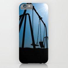 Abandoned Swing Set iPhone 6 Slim Case