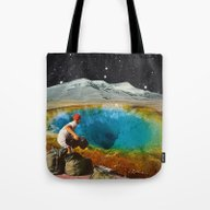 Tote Bag featuring CLEAR HISTORY by Beth Hoeckel Collage…