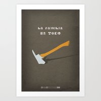 Breaking Bad - One Minute Art Print