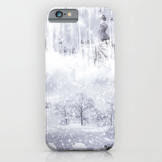 Snow Queen iPhone & iPod Case