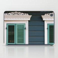 Creole Cottage iPad Case