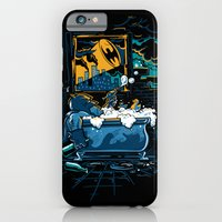 Midnight Crisis iPhone 6 Slim Case