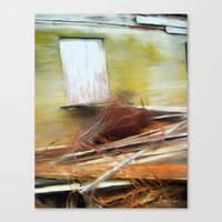 In Decay #2 Canvas Print