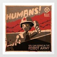 Propaganda Series 6 Art Print