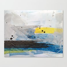 Dusty Sea Canvas Print