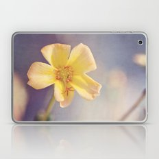 A Little Yellow Flower Laptop & iPad Skin