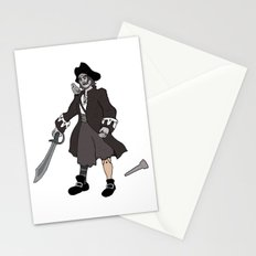 Pirate Prosthetics Stationery Cards
