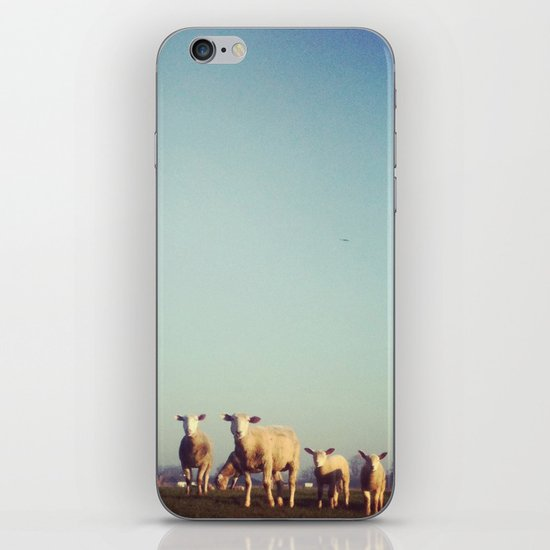 Holywooly iPhone & iPod Skin