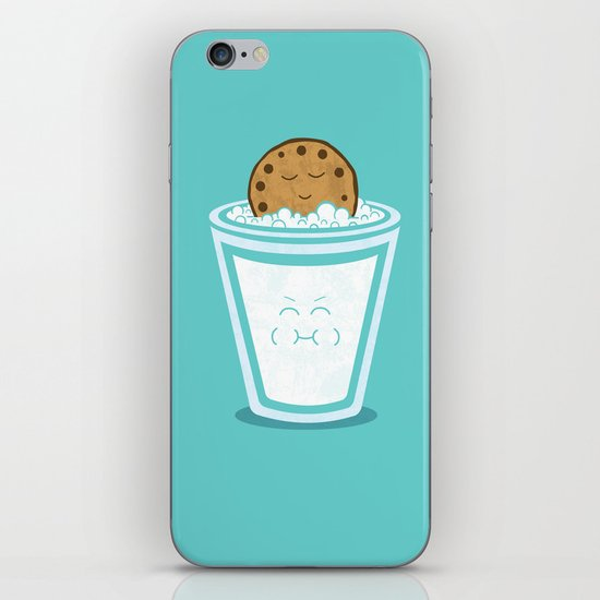 Hot Tub Cookie iPhone & iPod Skin
