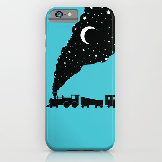 the night train iPhone & iPod Case