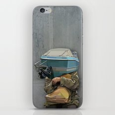 excuse me iPhone & iPod Skin