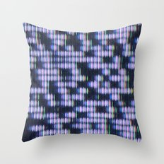Painted Attenuation 1.1.3 Throw Pillow