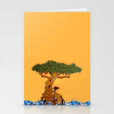 The Ocean Is My Ground Stationery Cards