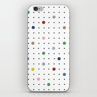 Pin Points iPhone & iPod Skin