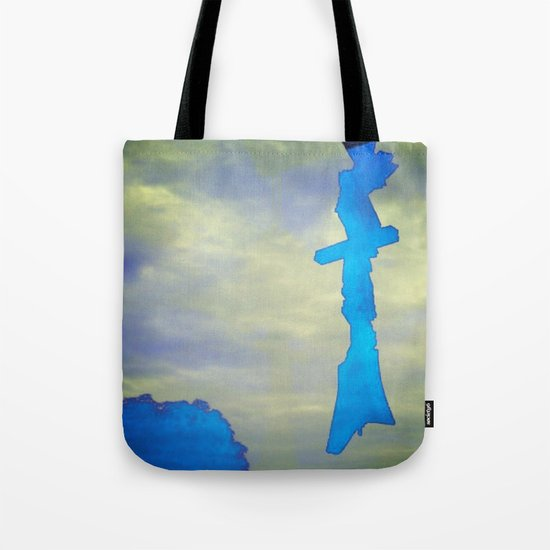 Signs in the Sky Collection - Hope Tote Bag