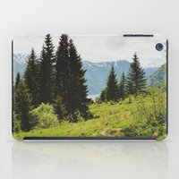 The Forest And The Fjord… iPad Case