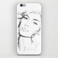 Sofia Benedetto iPhone & iPod Skin