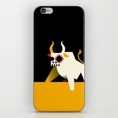 Toro iPhone & iPod Skin