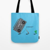 Dunno 'bout You Other An… Tote Bag