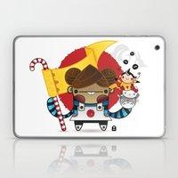 Chestnut + Kiiroihankach… Laptop & iPad Skin
