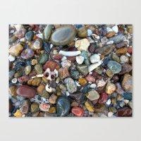 Ocean Treasure Canvas Print