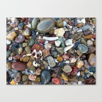 Ocean Treasure Canvas Print