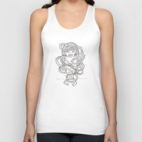 Itchy! Unisex Tank Top