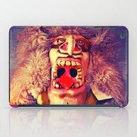 Stonegate Mask iPad Case