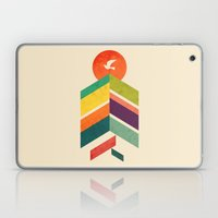 Lingering Mountains Laptop & iPad Skin