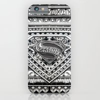 iPhone Cases featuring Hope sign Aztec pattern by Greenlight8
