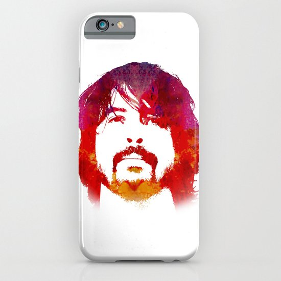 D. Grohl iPhone & iPod Case