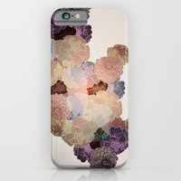 iPhone & iPod Case featuring Florals // Pattern III by annabours