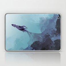 oil slick octopus Laptop & iPad Skin