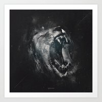 The Power Of The Nature Art Print