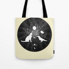 Urban Animal Noise Tote Bag