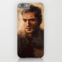 iPhone & iPod Case featuring Max by nlmda