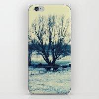Winter  - JUSTART © iPhone & iPod Skin