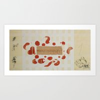 Everything Starts With O… Art Print