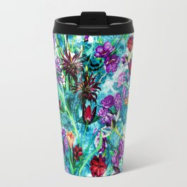 Travel Mug - Floral Jungle - RIZA PEKER