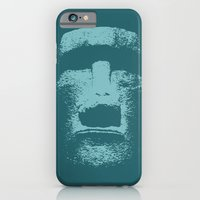 iPhone & iPod Case featuring Maoi Head by LaPetiteJo