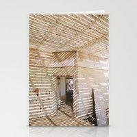 Kolmanskop Ghost Town - Namibia Stationery Cards