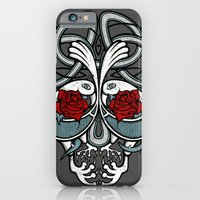 Celtic Skull iPhone 6 Slim Case