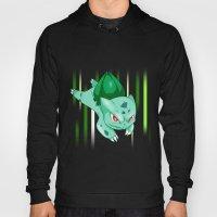 Grass Pocket Monster - 0… Hoody