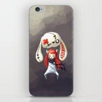 Bunny Plush iPhone & iPod Skin