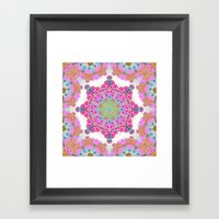 Mix&Match  Spring Love 0… Framed Art Print