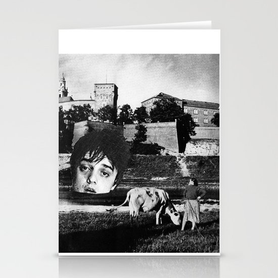 doherty Stationery Card