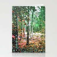 :: Walk in the Woods :: Stationery Cards
