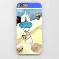 iPhone & iPod Case featuring Greek Memories No. 5 by Vargamari