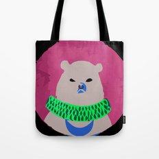 CIRCUS BEAR Tote Bag