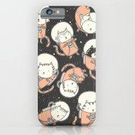 Cat-Stronauts iPhone 6 Slim Case